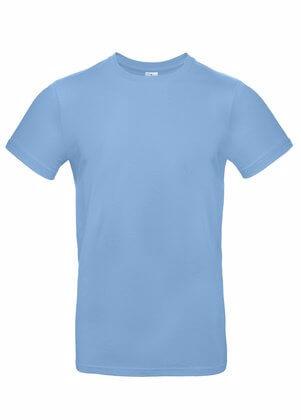 T-shirt ljusblå