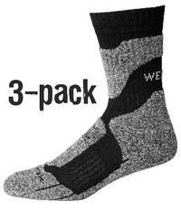 Tekninen sukka 3-paketissa