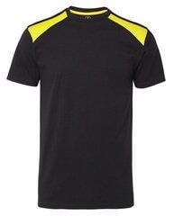 T-shirt svart och gul