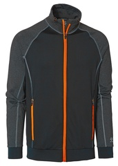 Full-Zip Sweatshirt Stretch