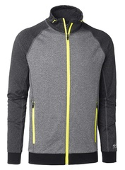 Full-Zip Sweatshirt Stretch
