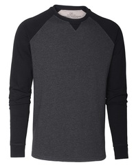 Heavy Cotton Raglan Tee